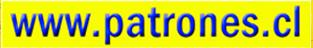 Pdf Patterns , sewing patterns PDF,www. pdfpatterns.net , Moldes Para Confeccion, www.patrones.cl